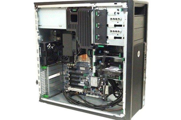 HP Z420 TW E5-1650v2 16GB 480GB SSD WIN 10 PRO