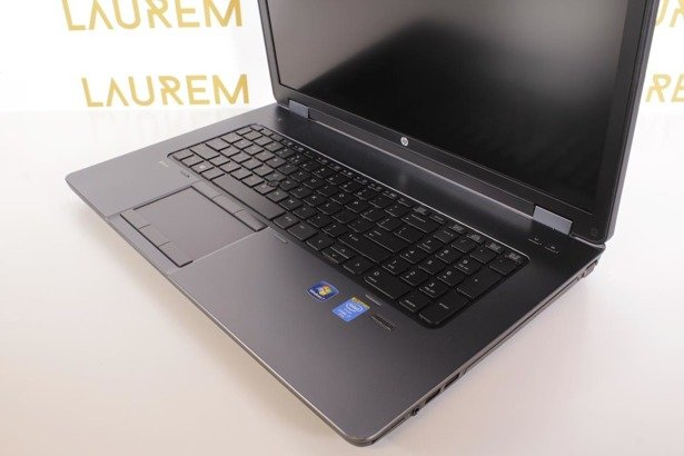 HP ZBOOK 17 i7-4600M 16GB 240GB SSD K3100M FHD WIN 10 PRO