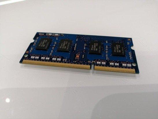 PAMIĘĆ RAM HYNIX 2GB DDR3 1600MHz PC3L