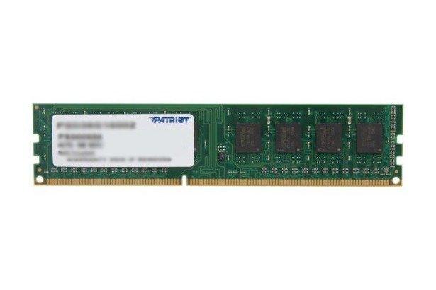 PAMIĘĆ RAM PATRIOT 8GB DDR3 1600MHz 12800 BOX CL11