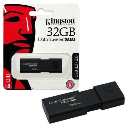 Pendrive Kingston DataTraveler 100 G3 32GB USB 3.0