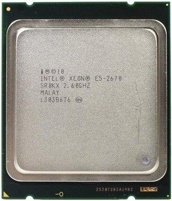 Procesor Intel Xeon E5-2670 8x2.6GHz