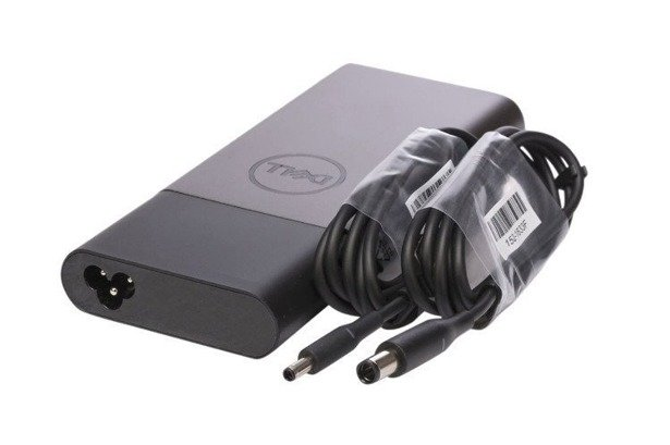 Zasilacz Hybrydowy 45W Dell + PowerBank 12800mAh