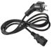 Kabel Zasilający C13 3-pin 1,5m